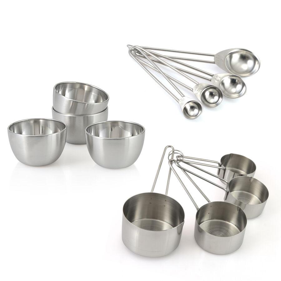 25 pcs stainless steel kitchen set 1 splash bowl 3 for Kitchen set stainless steel