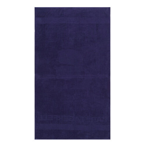 Karl Lagerfeld - Beach Towel With Beach Bag - Navy