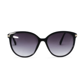 Designer Inspired Sunglasses for Women - Black