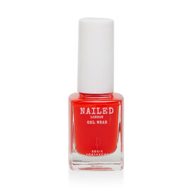 One Time Deal - Nailed london: Rosie Fortescue Gel Wear Polish - Red - 10ml