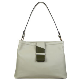 Bulaggi Collection - Goldie Hobo Shoulder Bag (Size 35x25x12 Cm) - Light Green