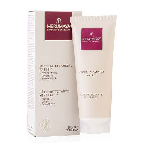 MeruMaya: Mineral Cleansing Paste - 100ml