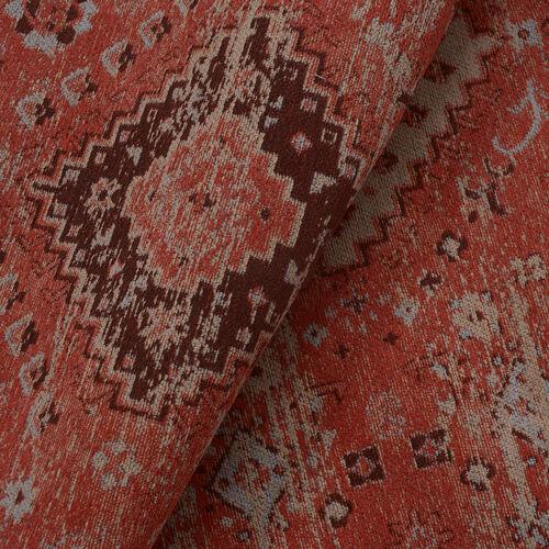 Premium Collection - Persian Style Chenille Jacquard Carpet (Size 200x140 Cm)