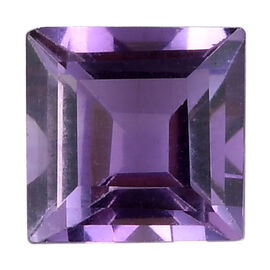 A A Pink Amethyst Square 7.0mm 1.37 Ct