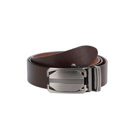 100% Genuine Leather Brown Colour Belt (Size 112 Cm)