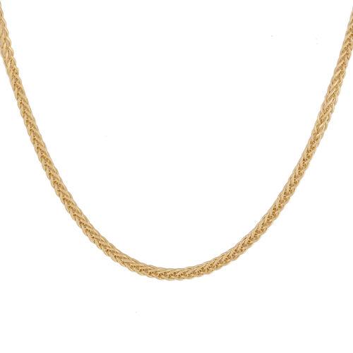 Italian Made - 9K Yellow Gold Chain (Size 22)