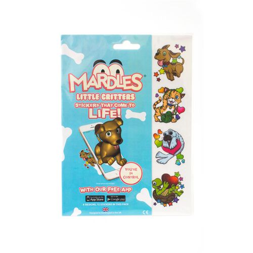 (Option 3) Little Critters Duo Pack Includes 24 Mardles Stickers (12 each of  Little Critters and Really Wild).