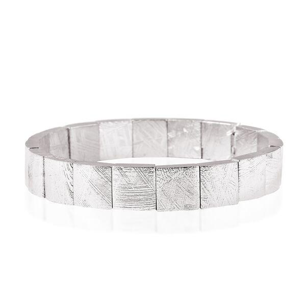 212.51 Ct Meteorite Tennis Bracelet 6.75 Inch