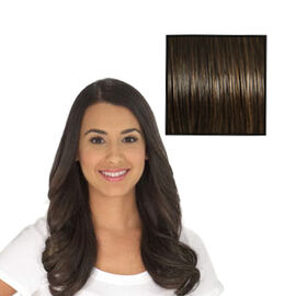 Secret Extensions: Medium Brown- With Loop Brush