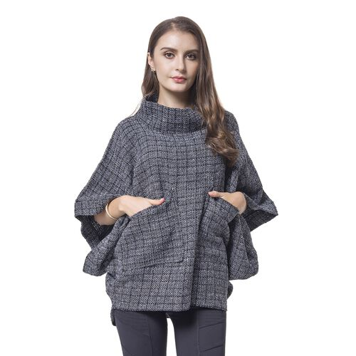 Black, White and Grey Colour Apparel (Free Size)