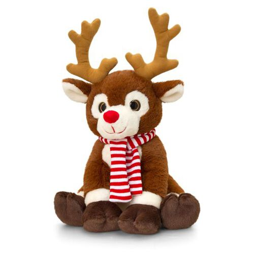 Reindeer Soft Toy by Keel Toys (Size 55 cm)