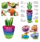 Fruits Plants Cut Out Squeeze and More Tools - Multi