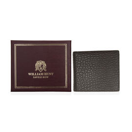 William Hunt - Saville Row 100 Genuine Leather Wallet - Brown