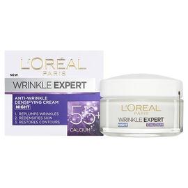 LOreal - Anti-Wrinkle Restoring Cream- Day- 55+ Calcium - 50ML