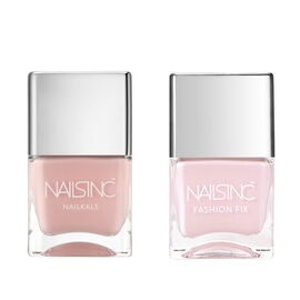 Nails Inc: Lexington Street - 14ml & Vintage Tee - 14ml
