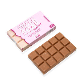 Fancy Handy: Choco Soap (Pink Clay Anti-Aging) - 150ml