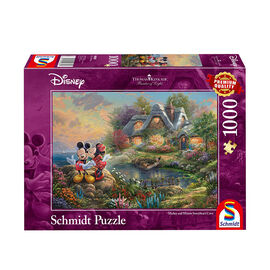 Thomas Kinkade: Disney Mickey Mouse (1000pc)