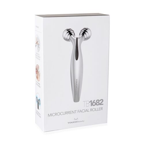 Touch Beauty: Microcurrent Facial Roller
