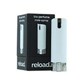Reload Mini Perfume Spray - White