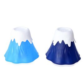 2 Piece Set -  Volcano Microwave Cleaner