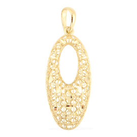 JCK Vegas Collection - 9K Yellow Gold Pendant, Gold wt 1.50 Gms.