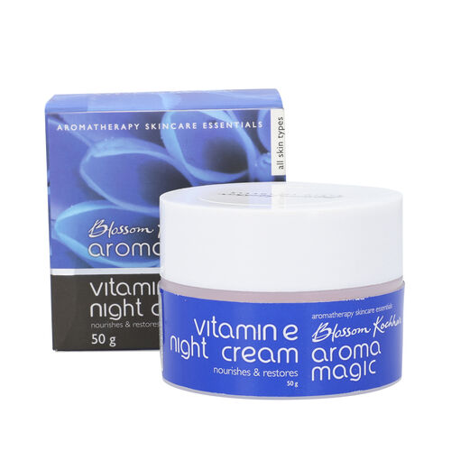 Blossom Kochhar Aroma Magic Vitamin E Night Cream - 50gm