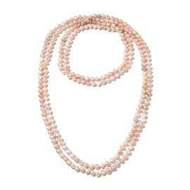 Fresh Water Multi Colour Pearl Necklace (Size 100)