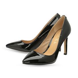 Ravel Black Edson Patent Court Shoes