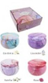 The 5th Season Set of 4 Scented Candle in Gift Box (Fragrance: Rose, Vanilla, Lavender & Gardenia)