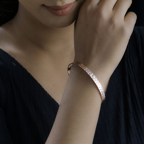 Personalise Engravable Stunning Secret Message Bangle