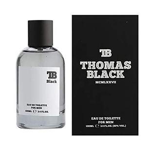 Thomas Black Eau De Toilette - 100ml