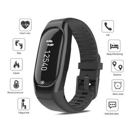 Close Out Deal- Bitmore Pro Fitness Tracker with Heart Rate Monitor & App