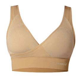 SANKOM SWITZERLAND Cooling Effect Bra For Back Support - Beige