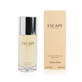 Calvin Klein: Escape Homme Eau De Toilette - 100ml