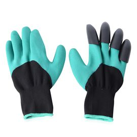 1pr Garden Genie Glove (Size 26x14.5x4 Cm)