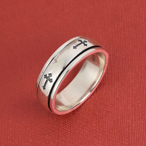 Artisan Crafted Sterling Silver Band Ring