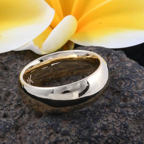 Premium Collection - Royal Bali Collection 9K Yellow Gold High Polish Band Ring