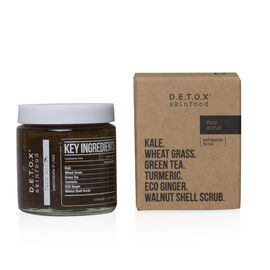 D.E.T.O.X Skinfood: Face Scrub - 100ml