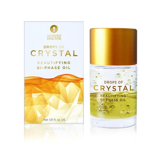 Manuka Doctor: Drops of Crystal Beautifying Bi-Phase Oil 30ml