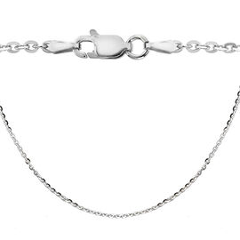 Sterling Silver Trace Chain (Size 18)