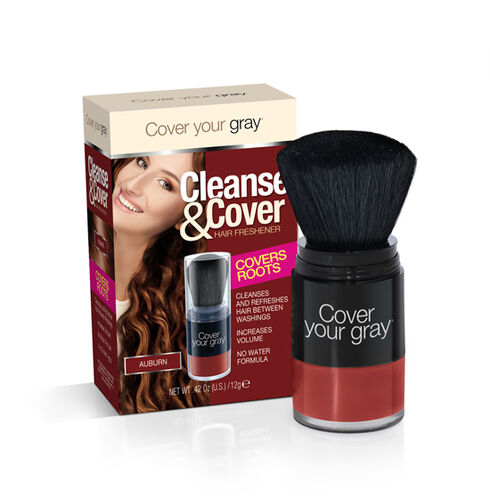 CYG: Cleanse & Cover Hair Freshener - Auburn