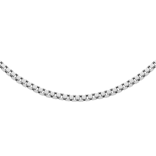 Sterling Silver Box Chain (Size 16)