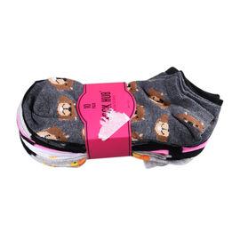 10 Pack - Signature Printed Low Cut Women Socks (Size 5-9) - Multi