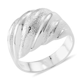Thai Sterling Silver Ring, Silver wt. 7.58 Gms