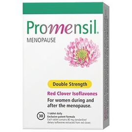Promensil Double Strength 30 Tablets