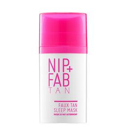NIP+FAB: Faux Tan Overnight Sleep Mask - 50ML