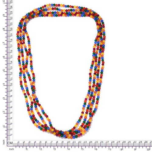 Mega Deal-Quartsite Beads Necklace (Size 100) 251.250 Ct.