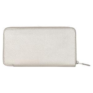 Kris Ana Single Zipper Purse - Silver (Navigation Fashion Accessories Handbags) photo