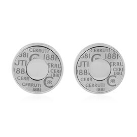 One Time Close Out Deal- Cerruti 1881 Cufflinks - Round