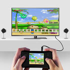 AQUARIUS Handheld Electronic Arcade Retro 220 Classic Games - Black